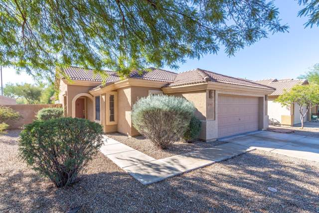 17411 W Rock Wren Court, Goodyear, AZ 85338 (MLS #6013333) :: The W Group