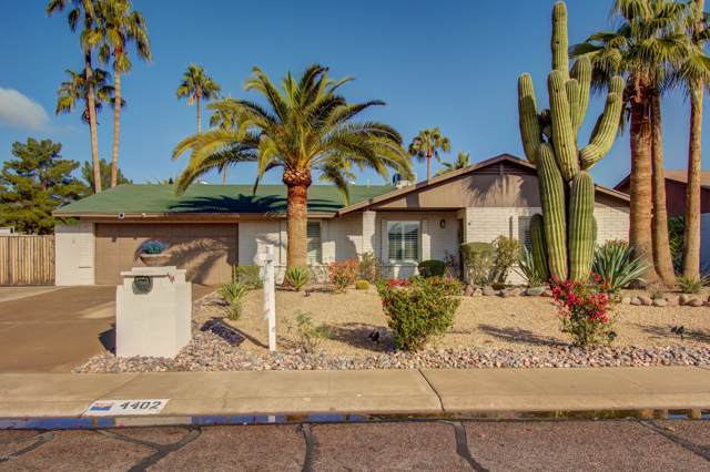 4402 E Joan De Arc Avenue, Phoenix, AZ 85032 (MLS #6013335) :: Brett Tanner Home Selling Team