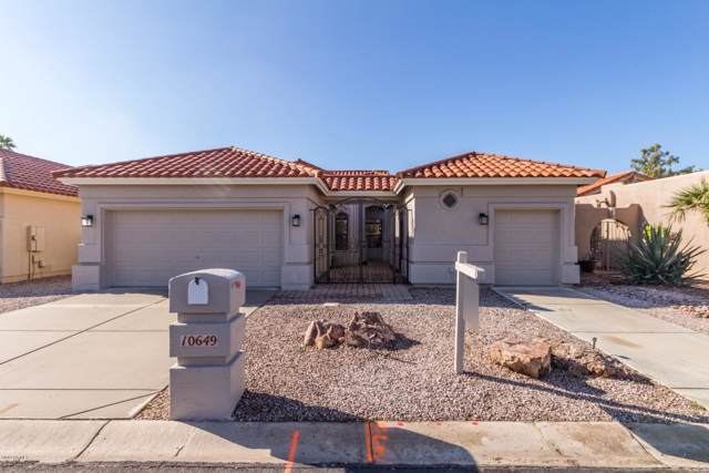10649 E Michigan Avenue, Sun Lakes, AZ 85248 (MLS #6013375) :: Openshaw Real Estate Group in partnership with The Jesse Herfel Real Estate Group