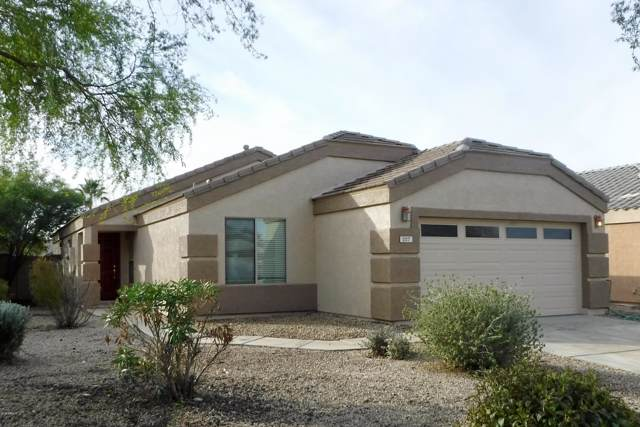 1117 E Christopher Street, San Tan Valley, AZ 85140 (MLS #6013416) :: Kepple Real Estate Group