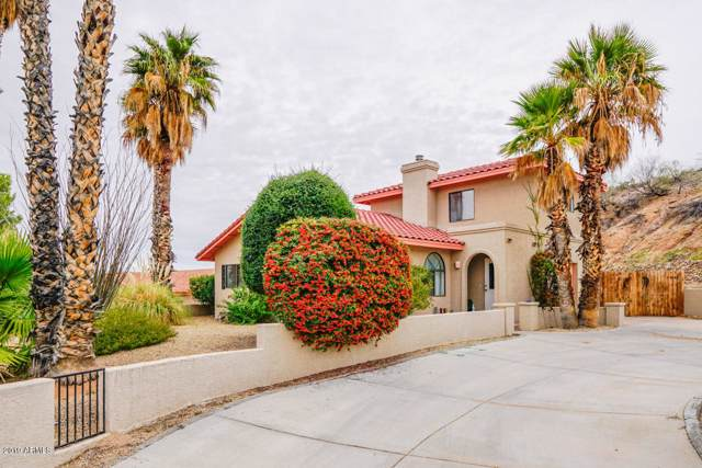 690 W Mclean Drive, Wickenburg, AZ 85390 (MLS #6013427) :: Openshaw Real Estate Group in partnership with The Jesse Herfel Real Estate Group