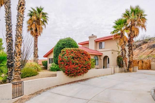 690 W Mclean Drive, Wickenburg, AZ 85390 (MLS #6013427) :: The W Group