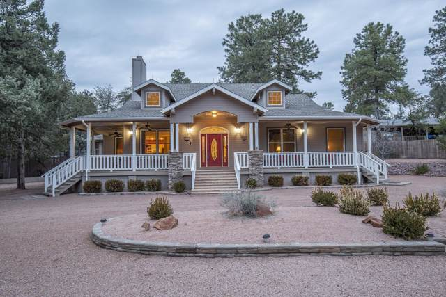 1108 E Cedar Lane, Payson, AZ 85541 (MLS #6013442) :: Lifestyle Partners Team