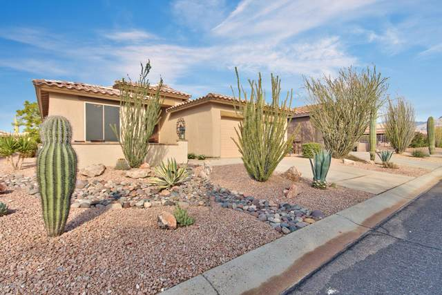 6640 S Tour Drive, Gold Canyon, AZ 85118 (MLS #6013451) :: Santizo Realty Group