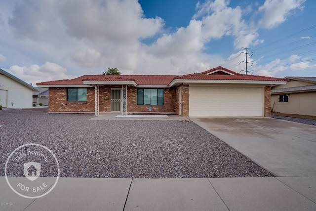 421 N 61ST Street, Mesa, AZ 85205 (MLS #6013461) :: Openshaw Real Estate Group in partnership with The Jesse Herfel Real Estate Group