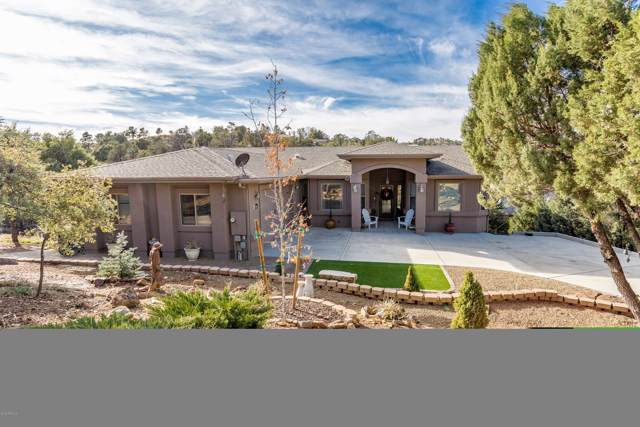 4961 Bear Way, Prescott, AZ 86301 (MLS #6013469) :: Openshaw Real Estate Group in partnership with The Jesse Herfel Real Estate Group