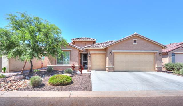 4866 W Picacho Drive, Eloy, AZ 85131 (MLS #6013472) :: The Bill and Cindy Flowers Team