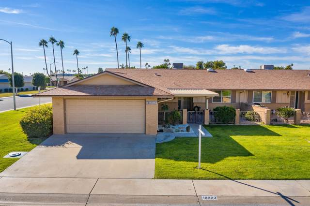 10603 W Roundelay Circle, Sun City, AZ 85351 (MLS #6013478) :: Devor Real Estate Associates