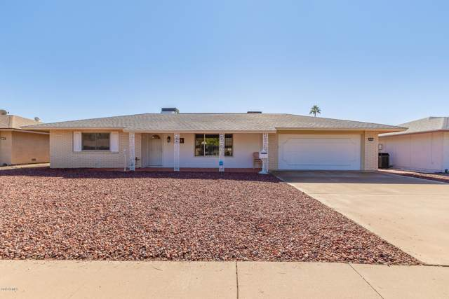 9433 W Greenway Road, Sun City, AZ 85351 (MLS #6013480) :: The Kenny Klaus Team
