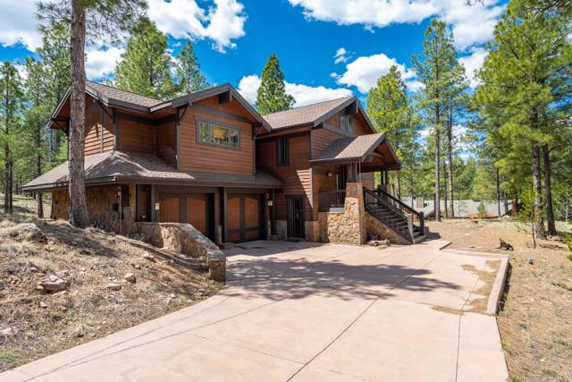 1884 E Hardscrabble Court, Flagstaff, AZ 86005 (MLS #6013490) :: The AZ Performance PLUS+ Team