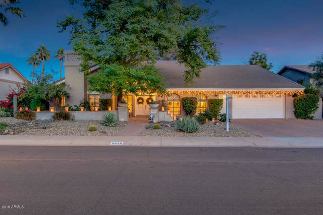 9815 N 86TH Street, Scottsdale, AZ 85258 (MLS #6013494) :: The Kenny Klaus Team