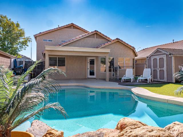 926 E Glenmere Drive, Chandler, AZ 85225 (MLS #6013497) :: Openshaw Real Estate Group in partnership with The Jesse Herfel Real Estate Group