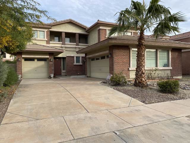 16022 W Desert Mirage Drive, Surprise, AZ 85379 (MLS #6013502) :: Homehelper Consultants