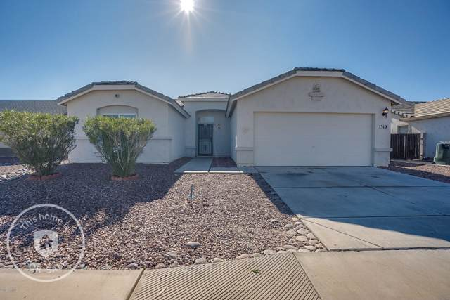1319 E Rosemary Trail, Casa Grande, AZ 85122 (MLS #6013527) :: The Kenny Klaus Team