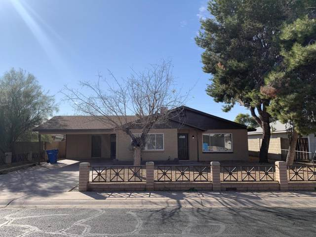 5421 W Wilshire Drive, Phoenix, AZ 85035 (MLS #6013548) :: Kepple Real Estate Group