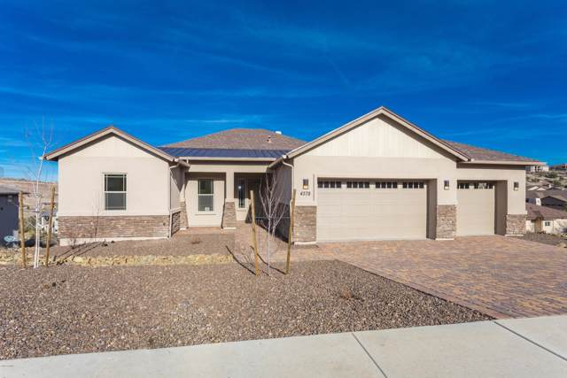 4378 Hornet Drive, Prescott, AZ 86301 (MLS #6013549) :: Conway Real Estate