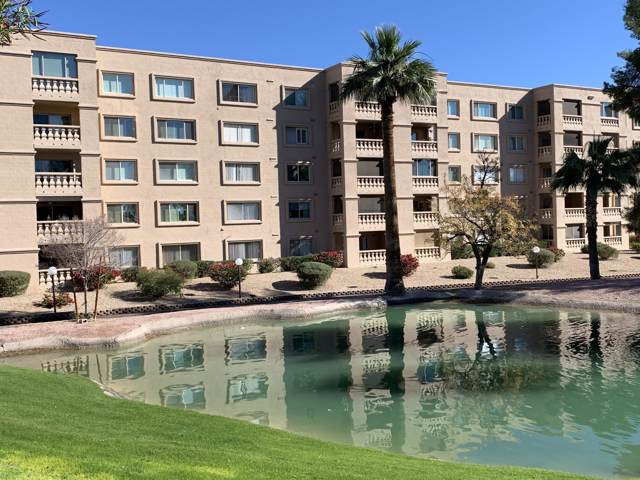 7840 E Camelback Road #208, Scottsdale, AZ 85251 (MLS #6013574) :: Kepple Real Estate Group