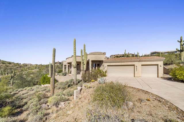 10840 N Pulve Court, Fountain Hills, AZ 85268 (MLS #6013586) :: Kortright Group - West USA Realty