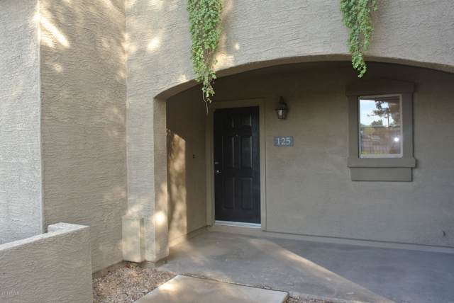 16825 N 14TH Street #125, Phoenix, AZ 85022 (MLS #6013592) :: Conway Real Estate