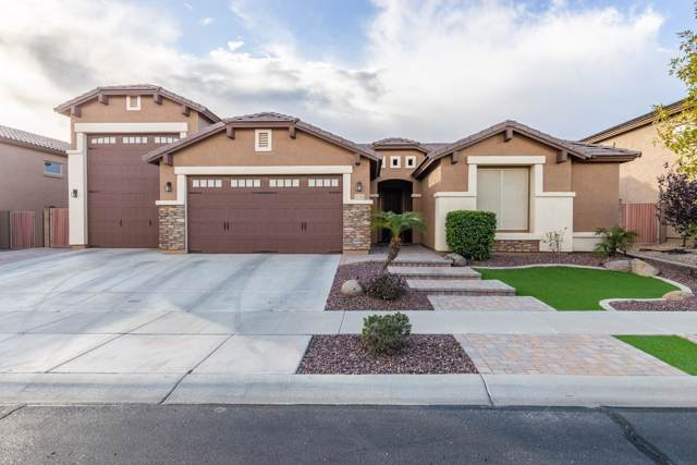 11746 N 161ST Avenue, Surprise, AZ 85379 (MLS #6013596) :: Kortright Group - West USA Realty