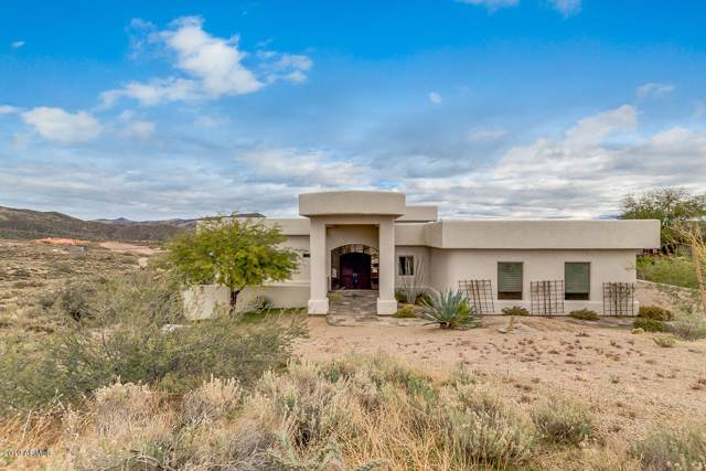 42435 N Sombrero Road, Cave Creek, AZ 85331 (MLS #6013600) :: neXGen Real Estate