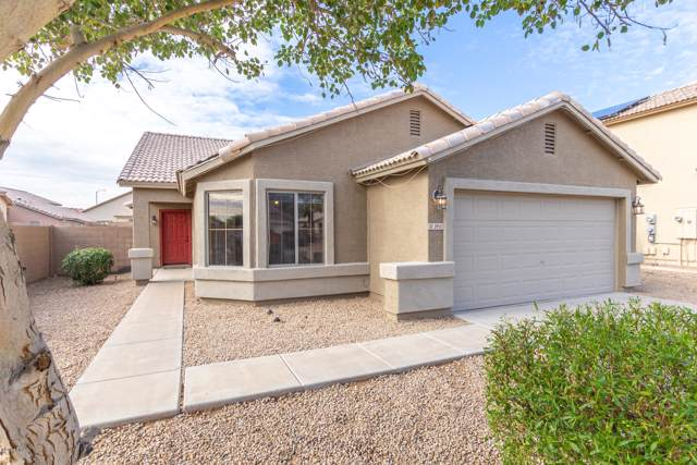 3910 N 125TH Drive, Avondale, AZ 85392 (MLS #6013633) :: Devor Real Estate Associates