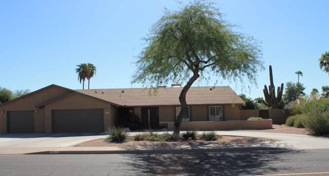 5345 E Acoma Drive, Scottsdale, AZ 85254 (MLS #6013653) :: The Kenny Klaus Team