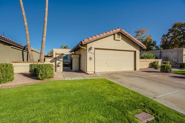 2222 E Forge Avenue, Mesa, AZ 85204 (MLS #6013657) :: The Property Partners at eXp Realty