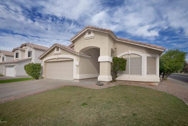 4616 E Mockingbird Drive, Gilbert, AZ 85234 (MLS #6013671) :: The Kenny Klaus Team