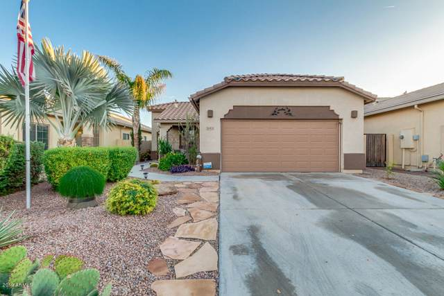 36921 W Mondragone Lane, Maricopa, AZ 85138 (MLS #6013677) :: The Kenny Klaus Team