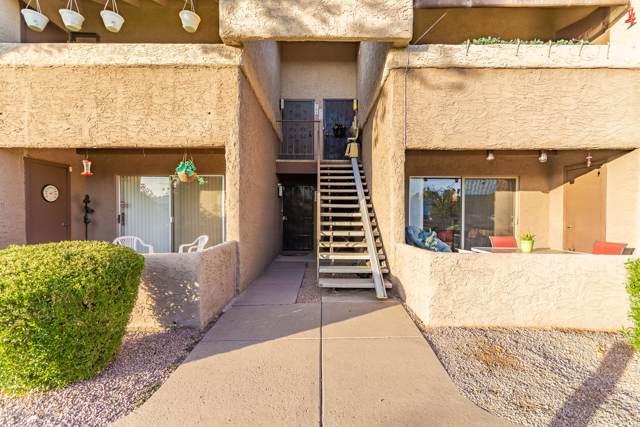 4554 E Paradise Village Parkway #110, Phoenix, AZ 85032 (MLS #6013731) :: The Kenny Klaus Team