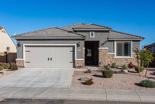 914 W Belmont Red Trail, San Tan Valley, AZ 85143 (MLS #6013732) :: Kortright Group - West USA Realty