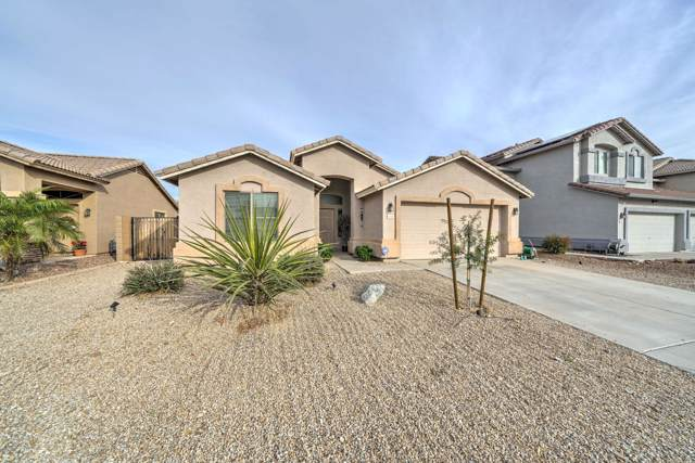 2060 W Goldmine Mountain Drive, Queen Creek, AZ 85142 (MLS #6013742) :: The Kenny Klaus Team