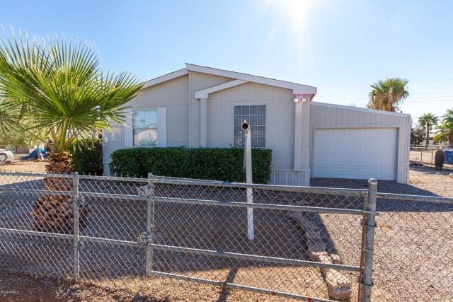 2437 W Cody Street, Apache Junction, AZ 85120 (MLS #6013753) :: Occasio Realty