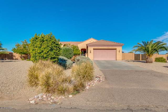 3700 W Roberts Road, Queen Creek, AZ 85142 (MLS #6013790) :: The Kenny Klaus Team