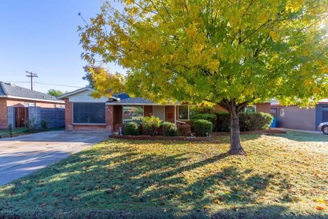 6119 N 18TH Drive, Phoenix, AZ 85015 (MLS #6013798) :: Brett Tanner Home Selling Team