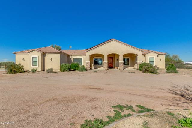 8522 S Bruner Road, Buckeye, AZ 85326 (MLS #6013820) :: The Kenny Klaus Team