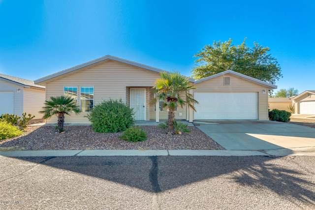 3301 S Goldfield Road #2047, Apache Junction, AZ 85119 (MLS #6013832) :: Occasio Realty