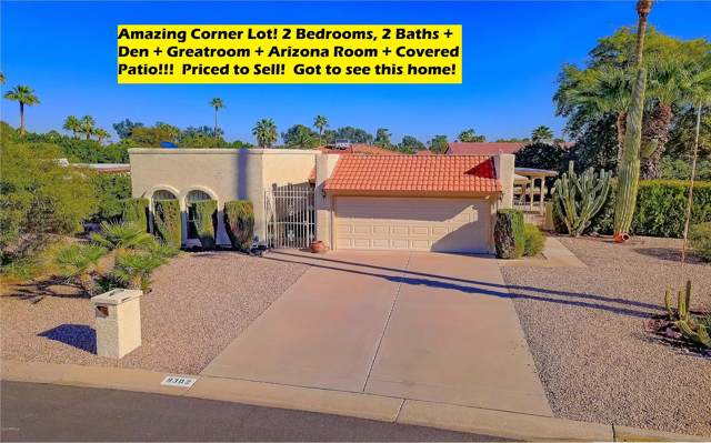 9302 E Cactus Lane N, Sun Lakes, AZ 85248 (MLS #6013836) :: The Kenny Klaus Team