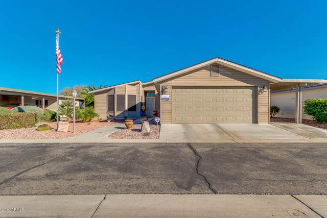 3301 S Goldfield Road #4027, Apache Junction, AZ 85119 (MLS #6013837) :: Brett Tanner Home Selling Team