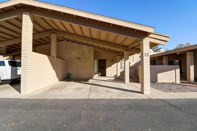 1217 N Miller Road #15, Scottsdale, AZ 85257 (MLS #6013839) :: The Kenny Klaus Team