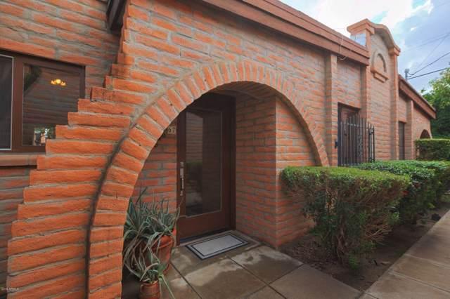 3032 N 32ND Street #67, Phoenix, AZ 85018 (MLS #6013847) :: Kortright Group - West USA Realty