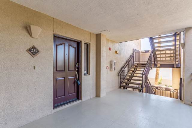 5104 N 32ND Street #237, Phoenix, AZ 85018 (MLS #6013861) :: The Kenny Klaus Team