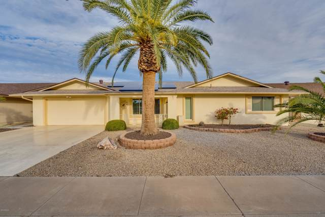 12322 W Cougar Drive, Sun City West, AZ 85375 (MLS #6013881) :: Long Realty West Valley