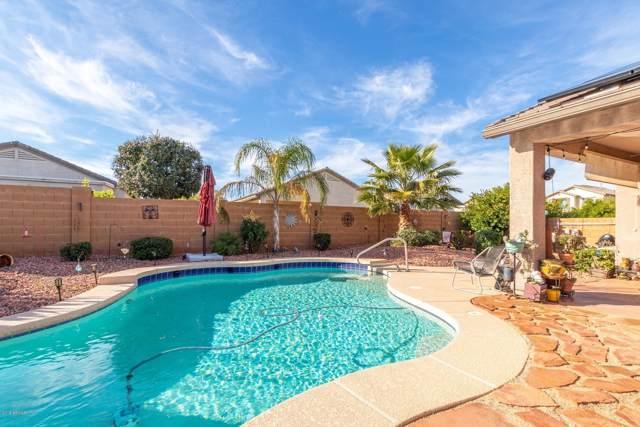 20568 N 261ST Court, Buckeye, AZ 85396 (MLS #6013886) :: The W Group
