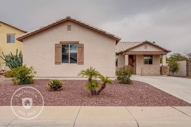 18189 N Calacera Street, Maricopa, AZ 85138 (MLS #6013897) :: Openshaw Real Estate Group in partnership with The Jesse Herfel Real Estate Group