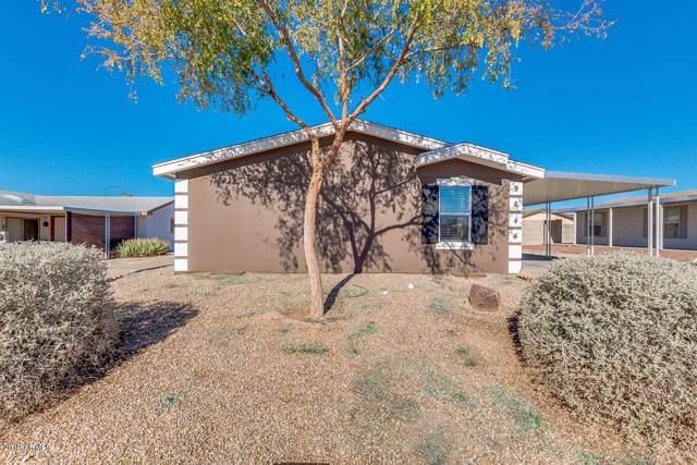 9644 E Empress Avenue, Mesa, AZ 85208 (MLS #6013900) :: The Kenny Klaus Team