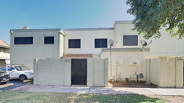 4751 W Palo Verde Drive, Glendale, AZ 85301 (MLS #6013902) :: Devor Real Estate Associates