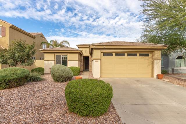 4316 S Ranger Trail, Gilbert, AZ 85297 (MLS #6013908) :: The Kenny Klaus Team