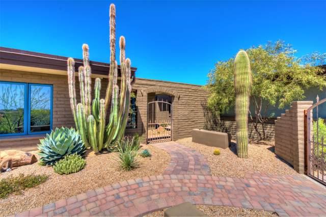 8 1 1 6 E Serene Street, Carefree, AZ 85377 (MLS #6013943) :: The W Group